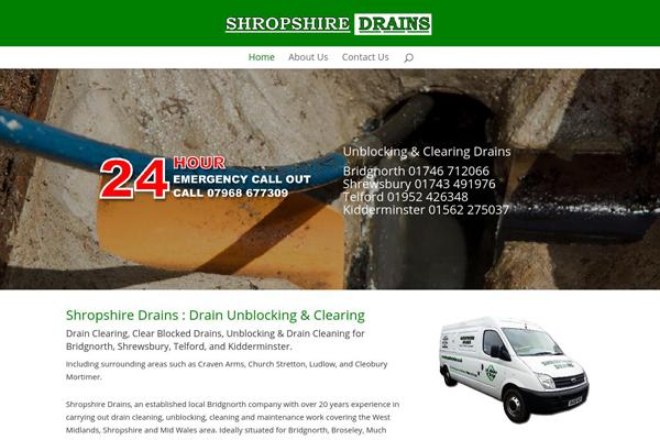Shropshire Drains