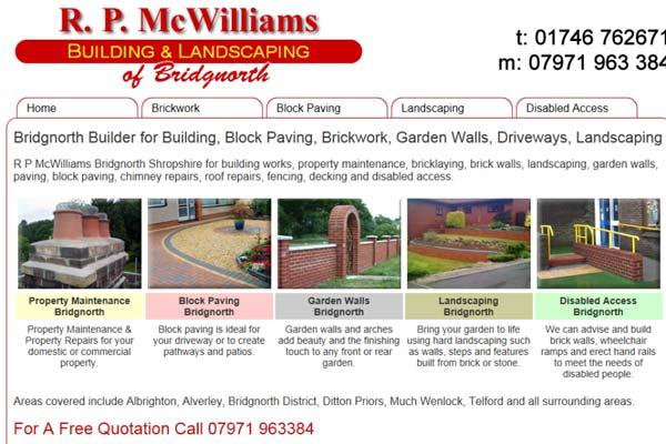 bridgnorth builder
