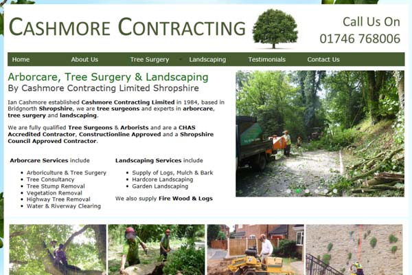 cashmore contracting