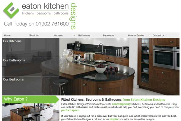 eaton kitchens