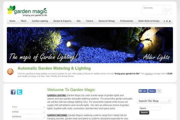 garden magic