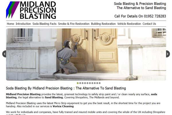 Midland Precision Blasting