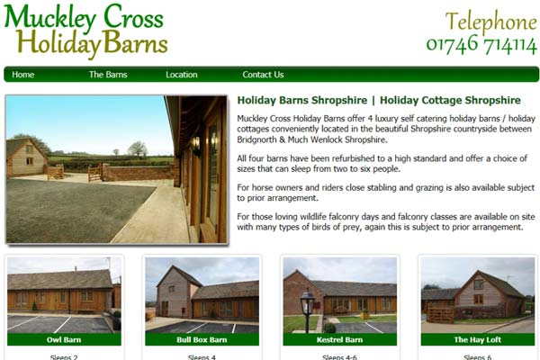 muckley holiday barns