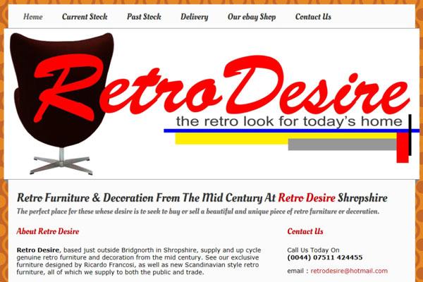 retro desire
