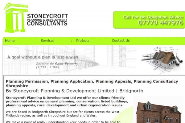 stoneycroft planning