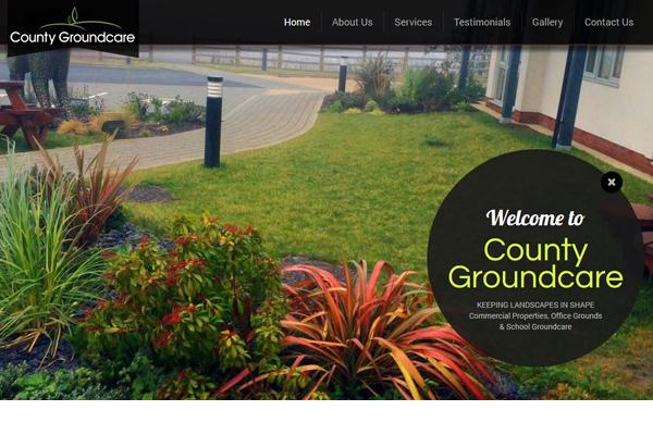 county groundcare west midlands