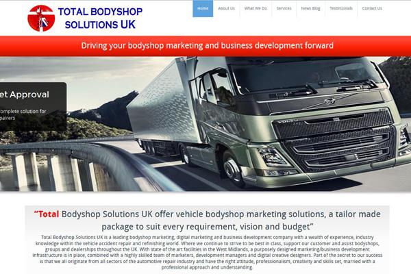 total bodyshop solutions