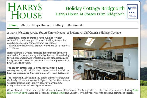 harrys house
