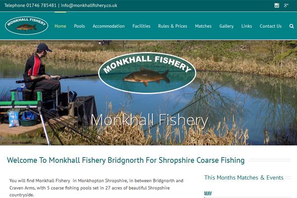 monkhall fishery
