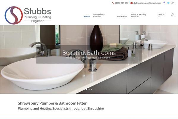 Stubbs Plumbing Shrewsbury