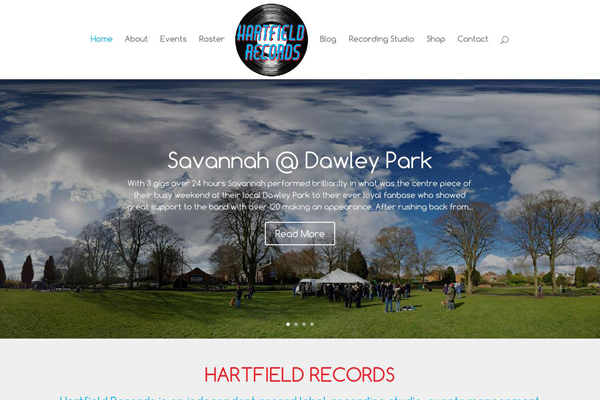 hartfield records
