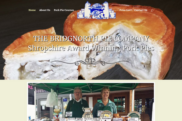 bridgnorth pie company
