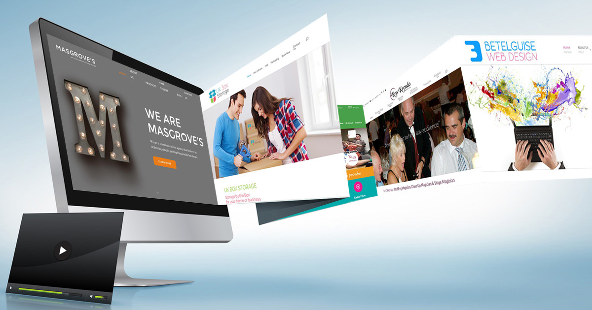 Betelguise Web Design : We Can Get Your Business Noticed