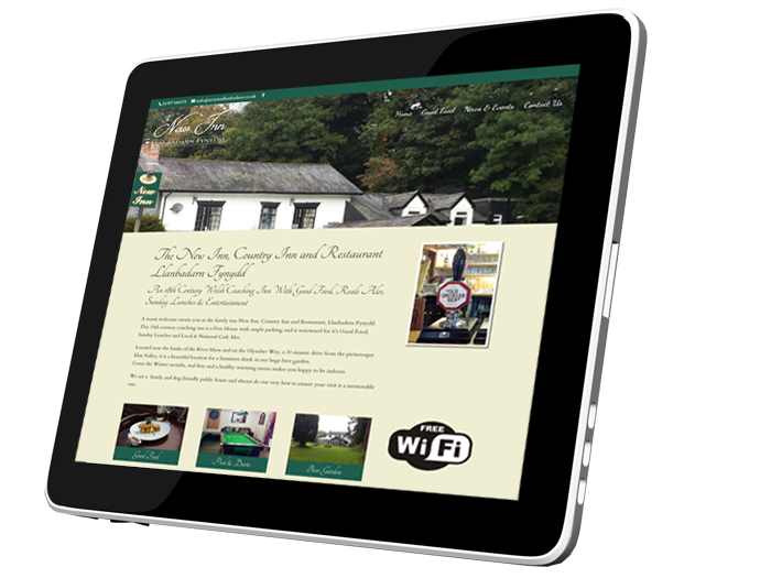 Accommodation Web Design