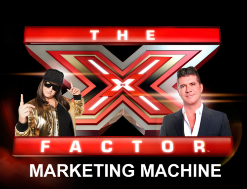 The Success Of The X Factor Marketing Machine