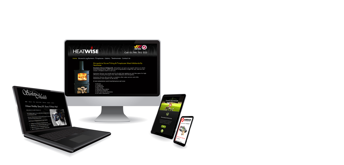 brochure web design