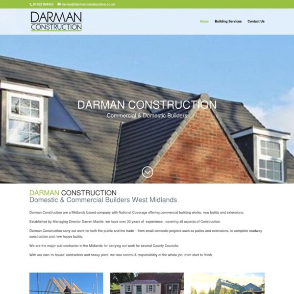 Darman Construction