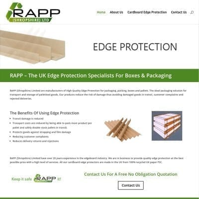 RAPP Edge Protection