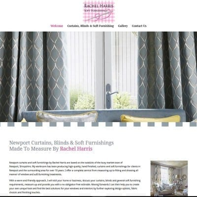 Rachel Harris Soft Furnishings