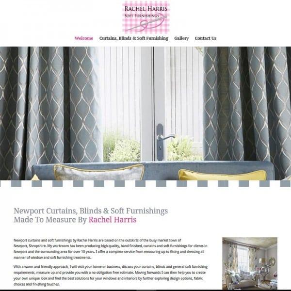 Rachel Harris Soft Furnishings