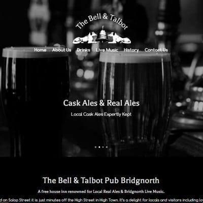 Bell & Talbot Pub Bridgnorth