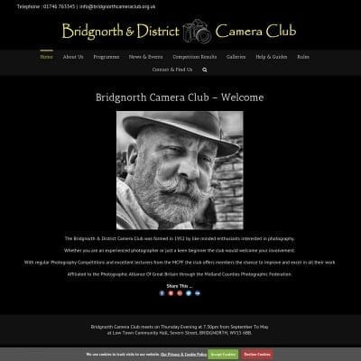 Bridgnorth Camera Club