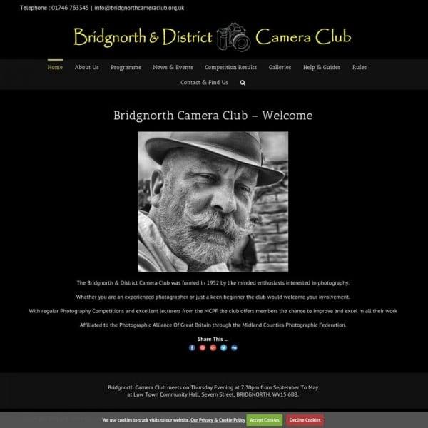 Bridgnorth Camera Club
