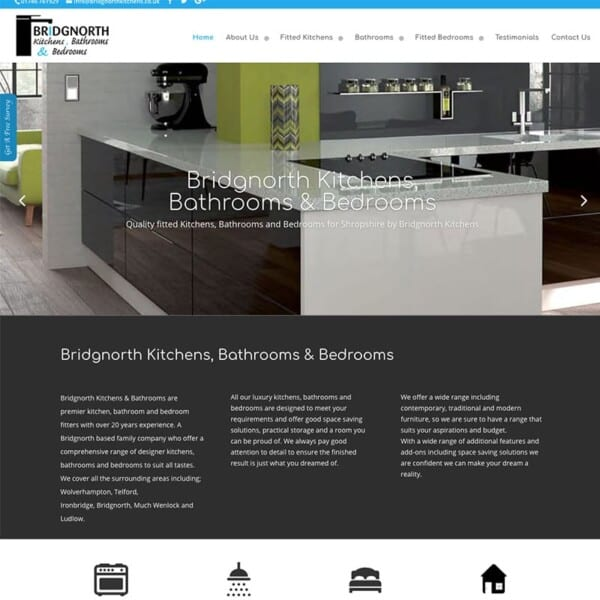 Bridgnorth Kitchens