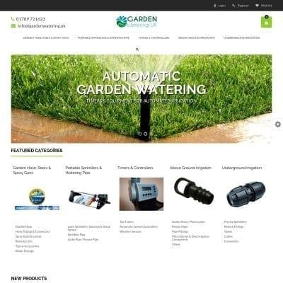 Garden Watering UK