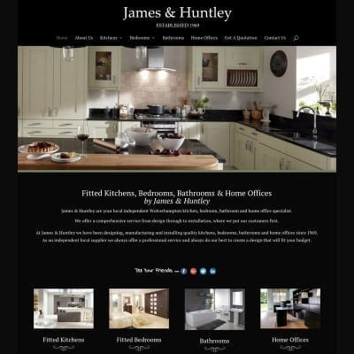 James & Huntley