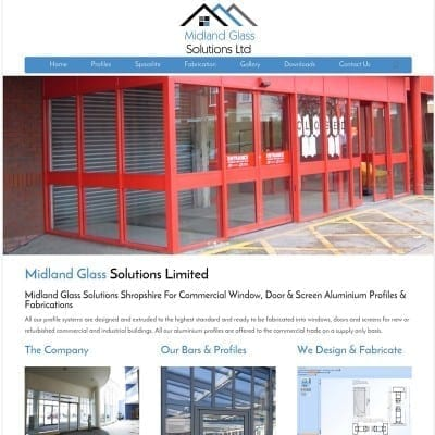 Midland Glass Solutions