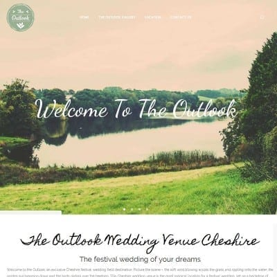 The Outlook Cheshire Wedding Venue