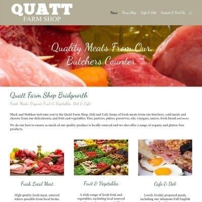 Quatt Farm Shop