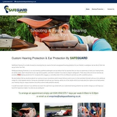 Safeguard Hearing Co