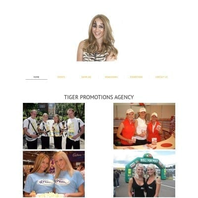 Tiger Promotions Agency