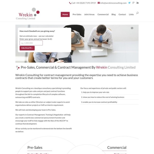 Wrekin Consulting
