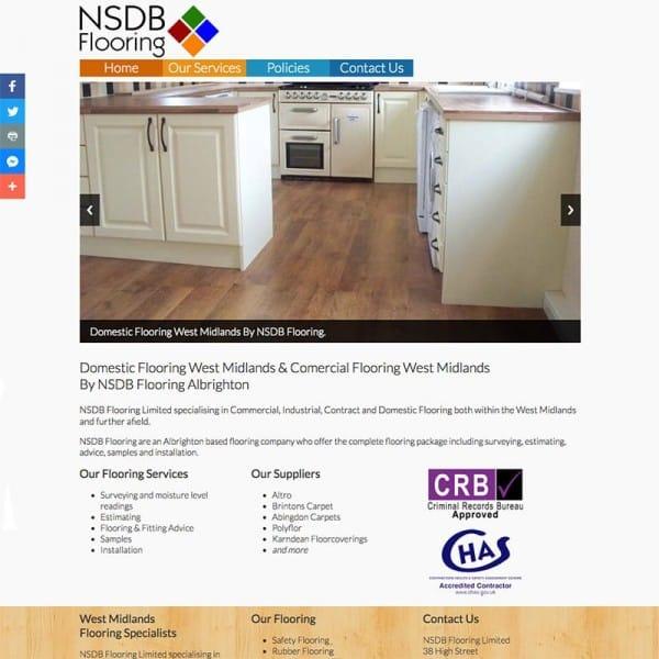 Betelguise Web Design Shropshire
