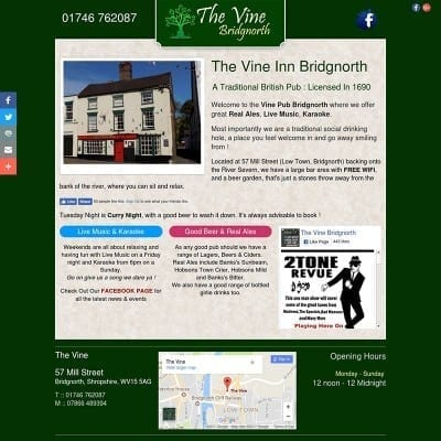 The Vine Bridgnorth