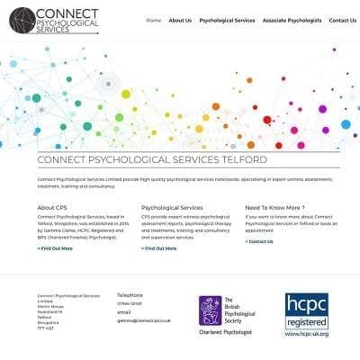 connect psychological services