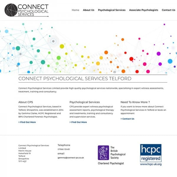 connect psychological services