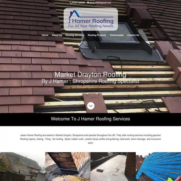 jhamer roofing
