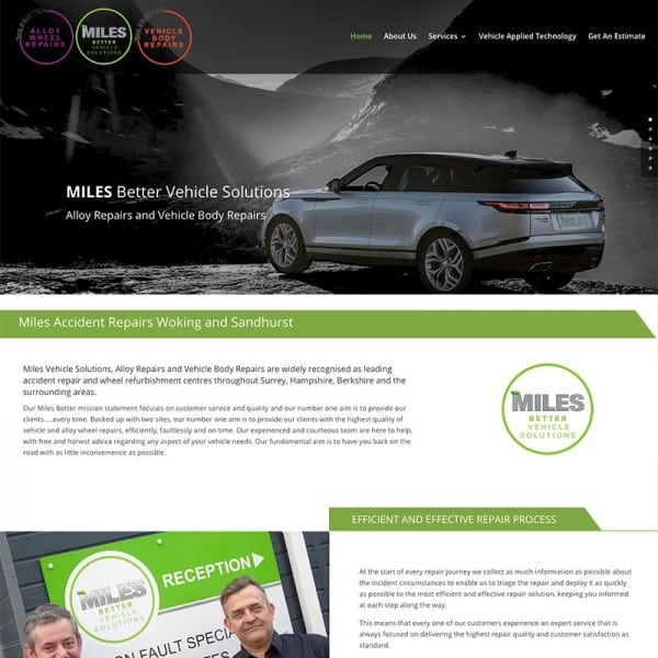 MILES Better Vehicle Solutions