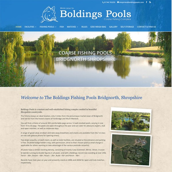 Boldings Pools