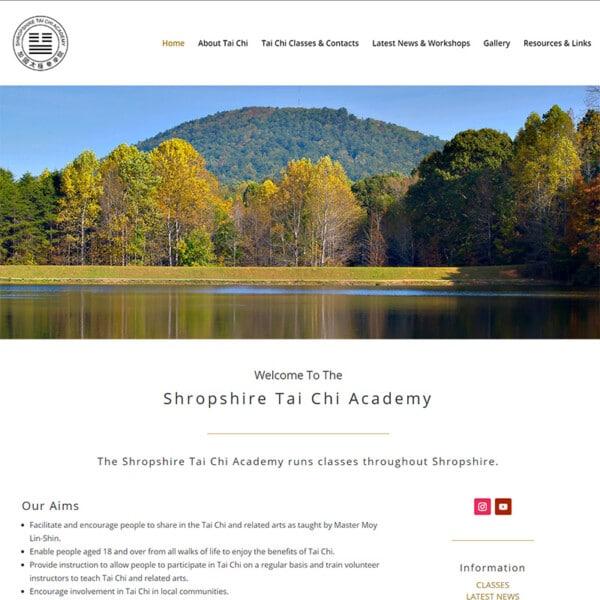 shropshire tai chi academy